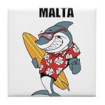 Malta Tile Coaster