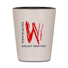 Winlight Ministries Shot Glass