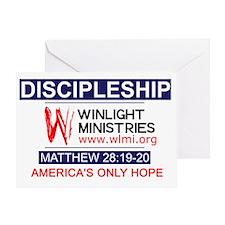 Winlight Ministries Greeting Card