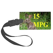 MPG3x5A Luggage Tag