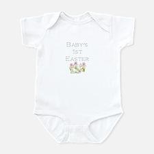 Baby's 1st Easter Infant Bodysuit
