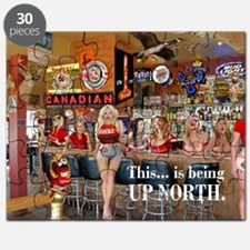 Where is up north? poster Puzzle
