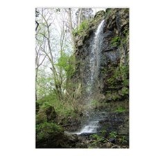 YellowSpringsWaterfall-Pr Postcards (Package of 8)