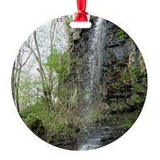 YellowSpringsWaterfall-Print4 Ornament