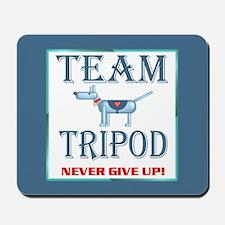Tripod, Mousepad