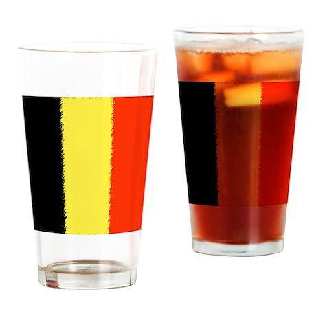 Belgium polo Drinking Glass