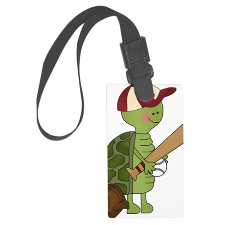 t1 Large Luggage Tag