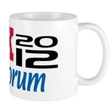 2012 Santorum 3 Mug