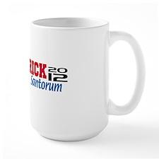 2012 Santorum 4 Mug