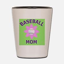 Baseball Mom IPhone 4 Clear Case Shot Glass