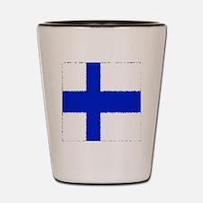 Finland Polo Shot Glass