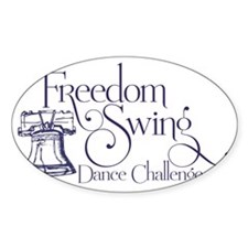 freedom swing Decal