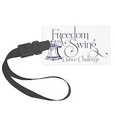 freedom swing Luggage Tag