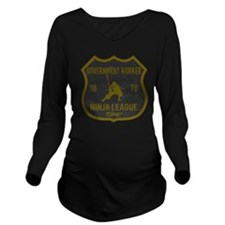 govt worker Long Sleeve Maternity T-Shirt