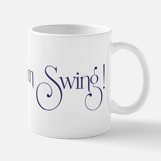 let freedom swing Mug