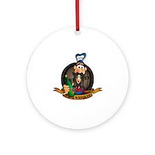 Papa Whiskey Final Round Ornament