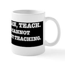 teachsticker2 Mug