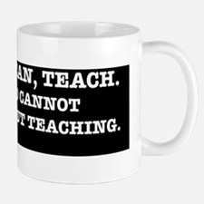 teachsticker2 Mug