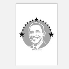 Barack Obama Postcards (Package of 8)