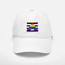 Straight Ally flag Baseball Baseball Cap