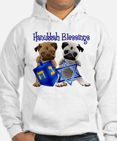 Hanukkah Blessings Jumper Hoody