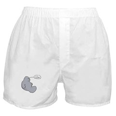 I'm a Manatee (JT) Boxer Shorts