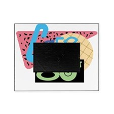 Cafe 80s Picture Frame