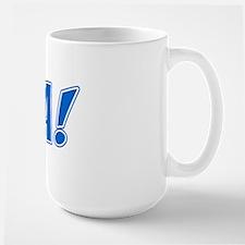 Opa Greek Shirt Mug