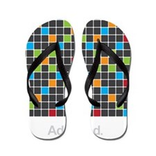 Word Game Addiction 2 Flip Flops