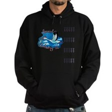 B-52G 58-0170 Special Delivery II -  Hoodie