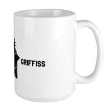 Griffiss - Statue of Liberty - Black-Re Mug