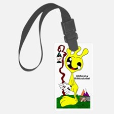 Udderly Ridiculous! Luggage Tag
