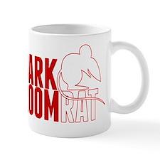 darkroomrat_logo-red Mug
