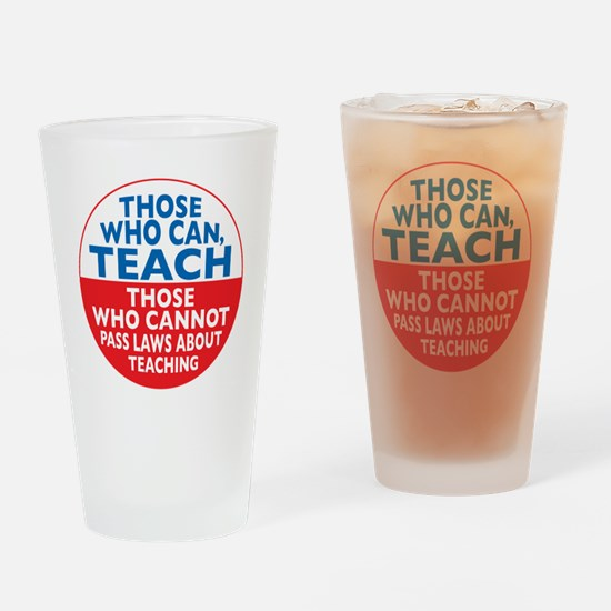 who can teach Circle Drinking Glass
