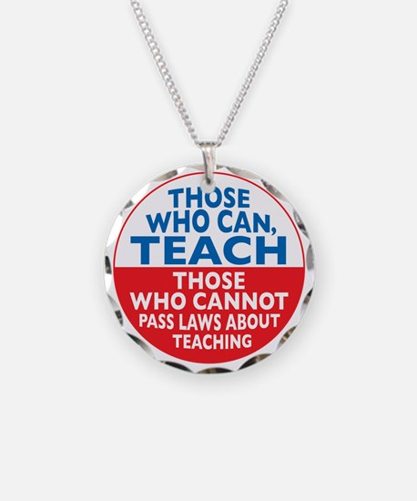 who can teach Circle Necklace Circle Charm