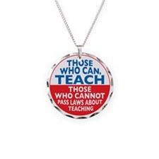 who can teach Circle small Necklace