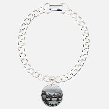 Bridges of Florence Ital Charm Bracelet, One Charm
