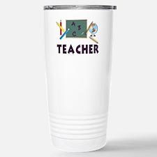 teacher stuff Travel Mug