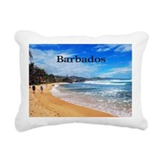 Barbados Rectangular Canvas Pillow