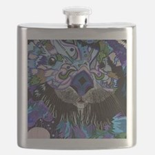 otter-posterized-cropped Flask