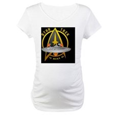 startrekship01black2 Shirt
