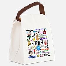 Trekkie Memories Canvas Lunch Bag