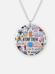 Trekkie Memories Necklace