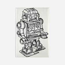 robot Rectangle Magnet