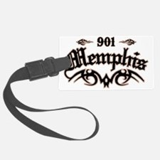 Memphis 901 Luggage Tag