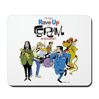 Having a Rave-Up Mousepad