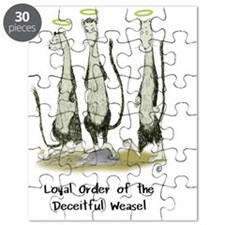 weasel_LIGHT Puzzle