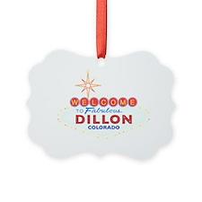 DILLON DARK Ornament