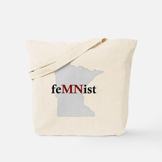 feMNist Tote Bag