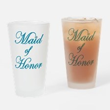 Beach Maid of Honor!!! Drinking Glass